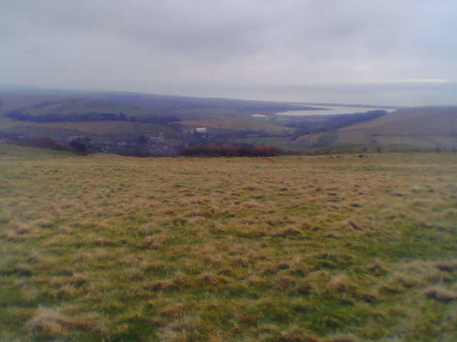 Our first view of Abbotsbury 18/02/06
