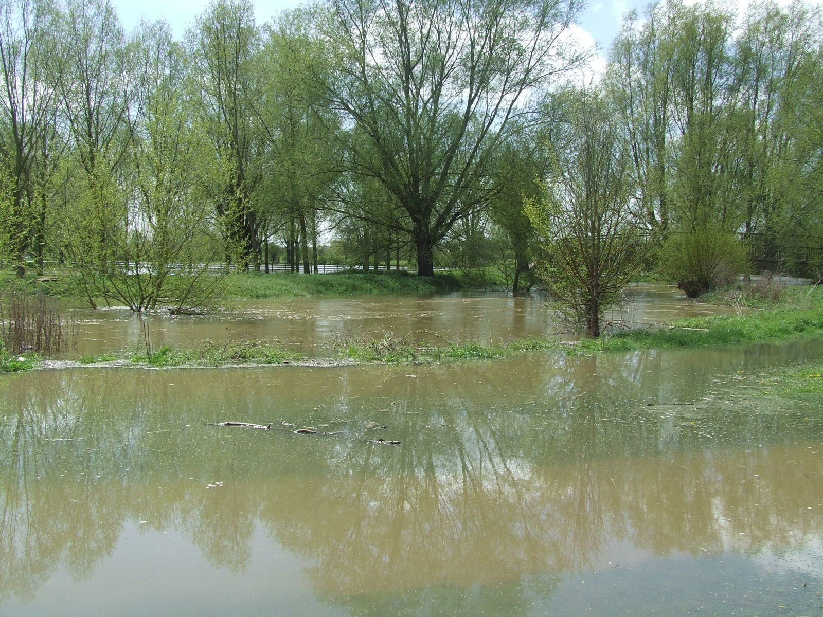 Floods April 2012