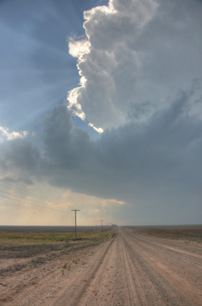 Chase Day 7   Western Kansas & Colorado