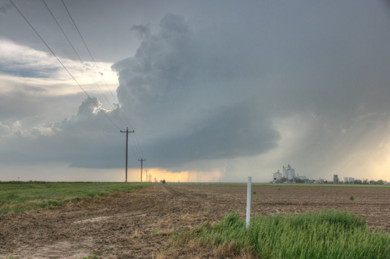 Chase Day 5   Central Kansas