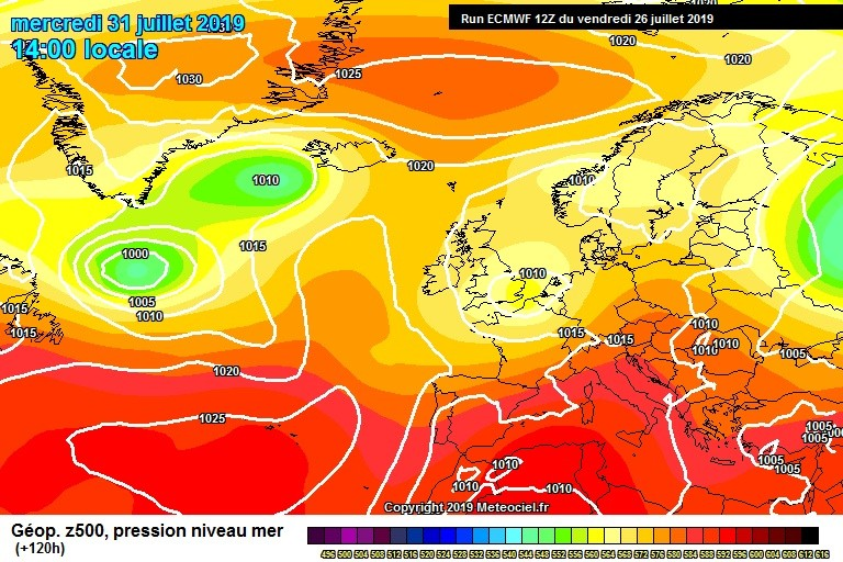Model Output Discussion Hot Spell Beckons But Then What